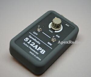 512APB プリセレクター