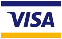 VISAカードロゴ