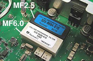 AR8600MARK2 メカニカルフィルターオプション