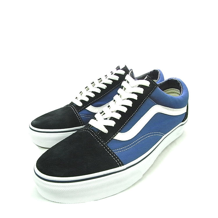 8ad9fc92c737 apolloex  Vans old skool Navy   white-25-28.0cm vans skating Shoes ...