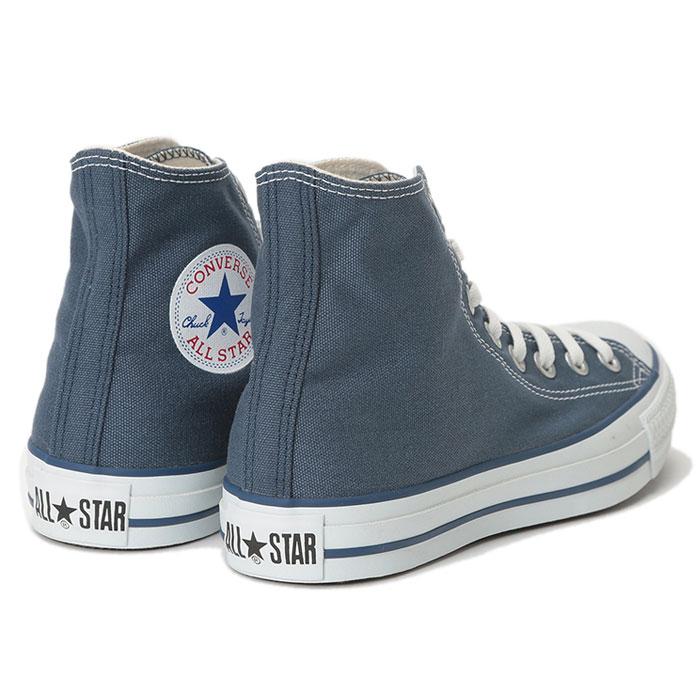 コンバース オールスター HI スニーカー レディース メンズ キャンバス シューズ 定番 靴 ハイカット 男性 女性 青 ネイビー CONVERSE ALL STAR HI 送料無料