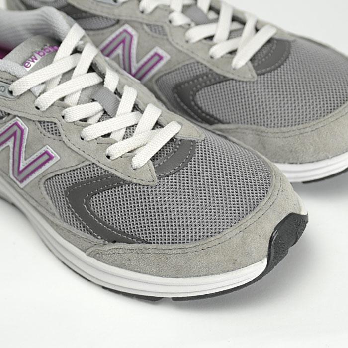 ニューバランス WW880 PG3 2E スニーカー レディース フィットネス ウォーキングシューズ 靴 ローカット グレー new balance 送料無料