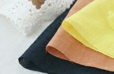 洗いをかけた 綿80アイディールローン ナチュラルウォッシュ加工