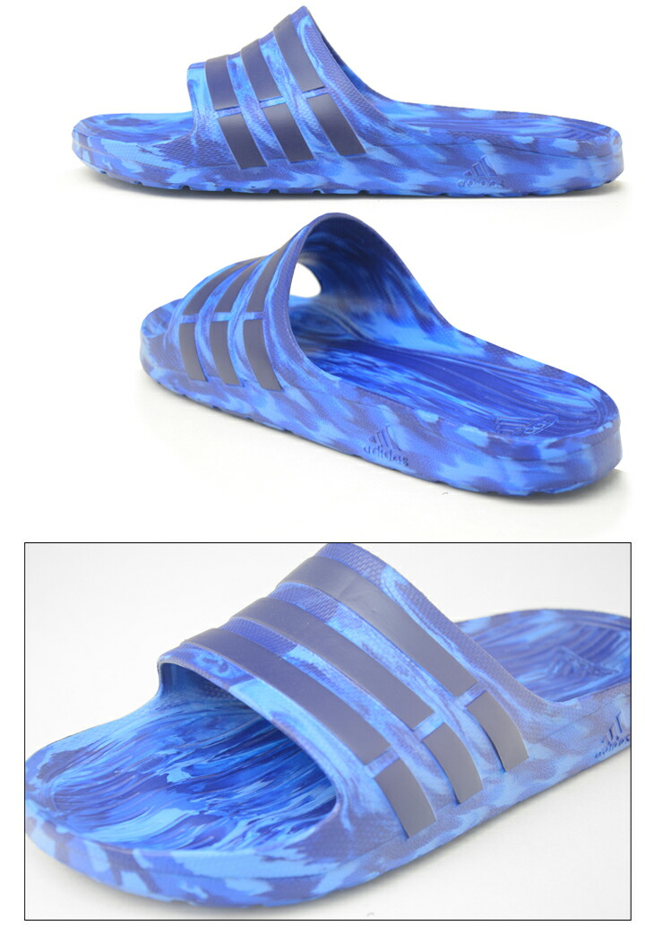 Adidas Mens shower Sandals adidas DURAMO Slide marbled Durmo SLD Adidas sandals adidas adidas