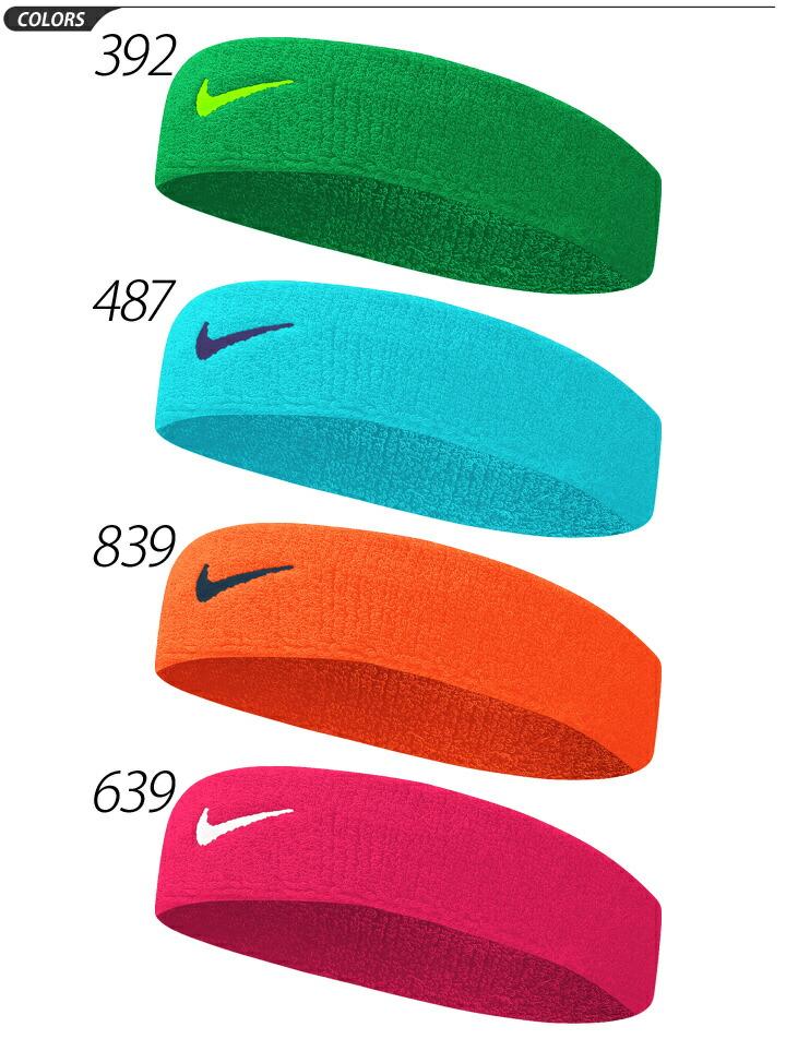 APWORLD  Nike NIKE Swoosh headband hairband logo sports accessories ... 33cf4cefcad