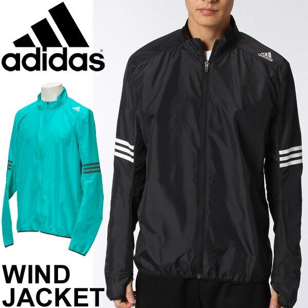 APWORLD | Rakuten Global Market: Mens running wind jacket adidas ...