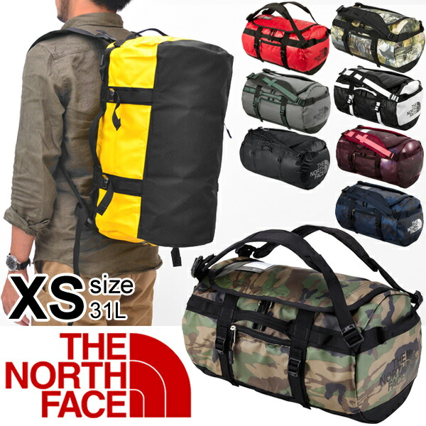 605dc9df1 THE NORTH FACE base camp duffel bag Northface BC series Boston bag backpack  outdoor men's ladies bag XS size /NM81555/05P03Sep16