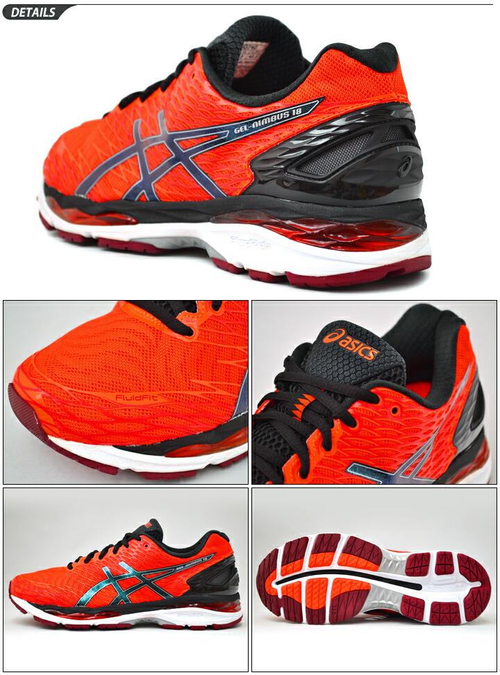 Asics Gel-nimbus 18 Zapatos Para Correr (para Hombres) aSZFRhZjbr
