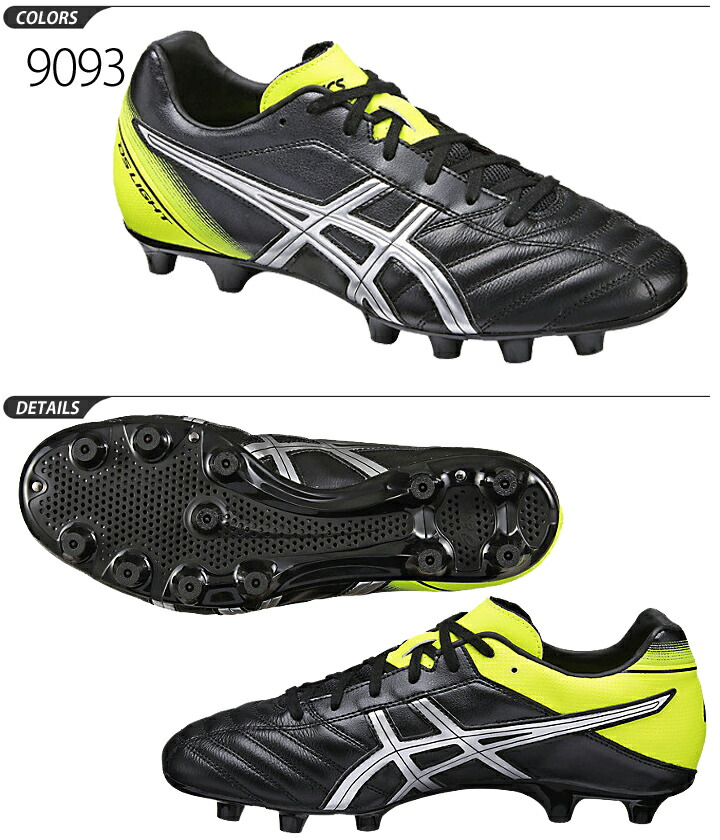 dff4dc7ed61 APWORLD  ASICS men s soccer shoes spike asics DS LIGHT WD 2 football ...