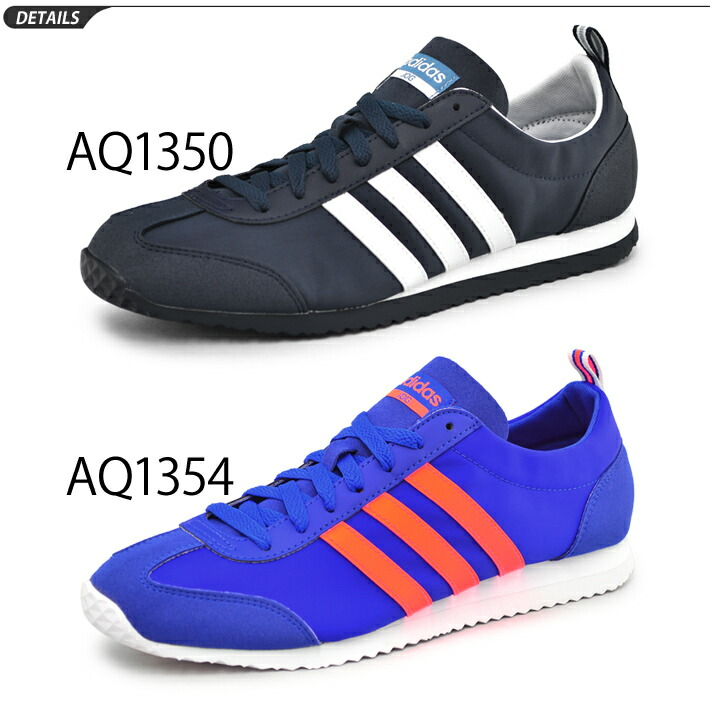 Adidas adidas men's neo VS jog NEO VS JOG low frequency cut sneakers retrorunning shoes DB0464