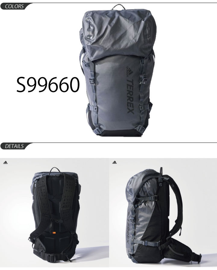 729eb248d78d APWORLD  Backpack Adidas adidas outdoor TERREX (telex) climber ...