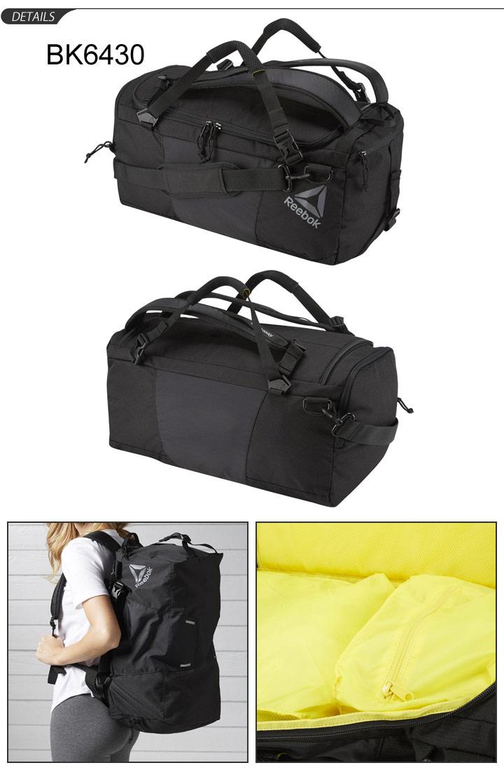 b9291736380b2e WORLD WIDE MARKET: Duffel bag backpack Reebok Reebok one series ...