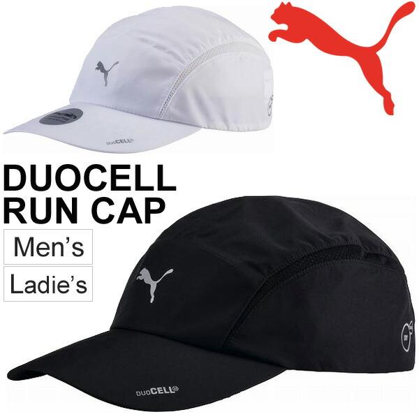 APWORLD  Running cap hat men gap Dis Puma PUMA DUOCELL marathon ... dfe27059881