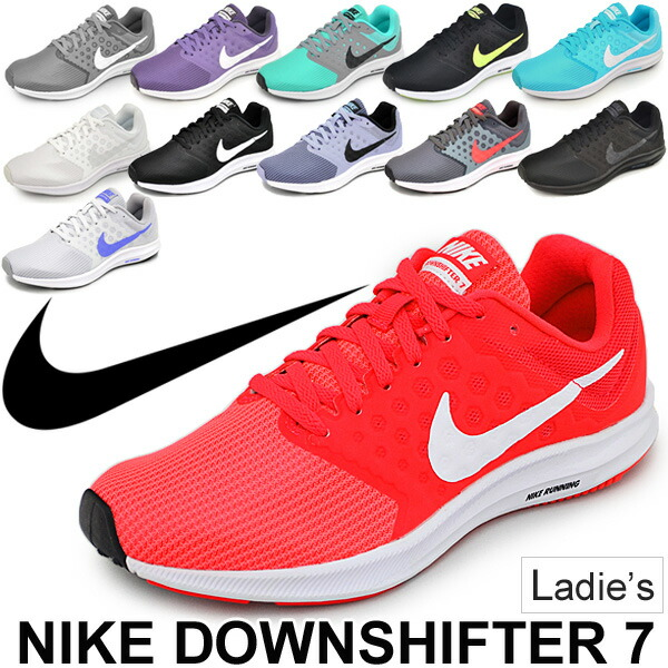 03d0a861dc640 APWORLD  Running shoes Lady s Nike NIKE downshifter 7 jogging ...