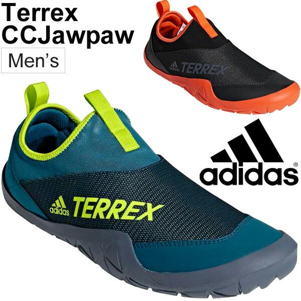 sale retailer 6c27c 79b6e Water shoes men gap Dis Adidas adidas TERREX CC JAWPAW ジャウパウ land and water  for two uses slip-on shoes CM7232 CM7534/ Kaikawa camping recreation ...