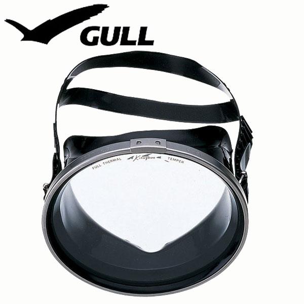 GULL アクアプロブラックシリコン