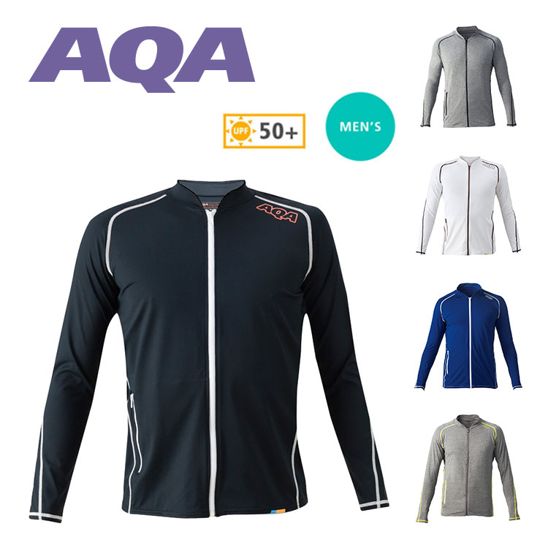 AQA スイムジップショートメンズ2 KW-4602B