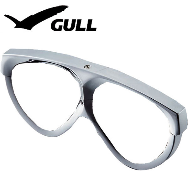 GULL マンティスフレーム メタリックシルバーGP-7005M