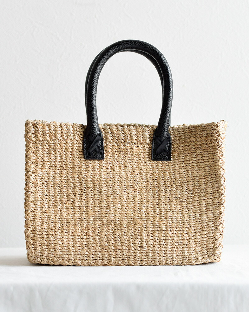 Kultura Abaca Bag Design: Aranciato: Abaca Basket Tote Bag S Lb-17ss-tt12-mm With