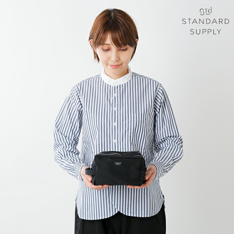 "STANDARD SUPPLY(スタンダードサプライ)2RスクエアポーチM""SIMPLICITY"" 2r-squarepouch-m"