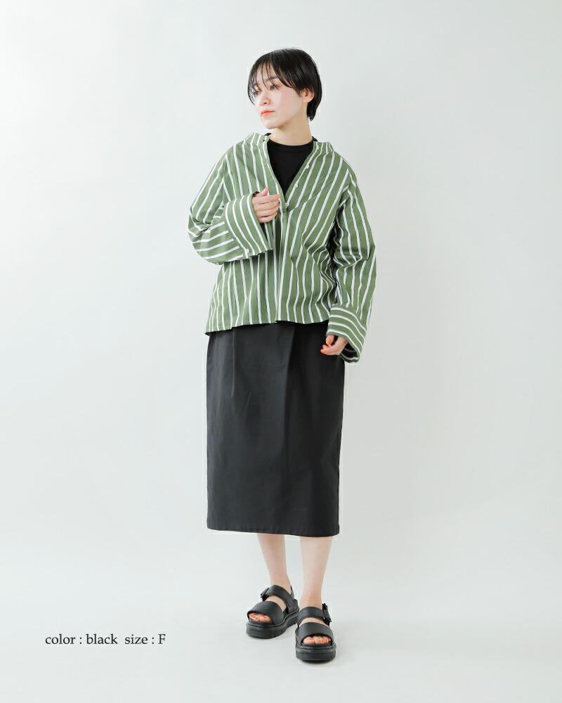 "Shinzone(シンゾーン)コットンパックTシャツ""PACK TEE"" 20smscu66"