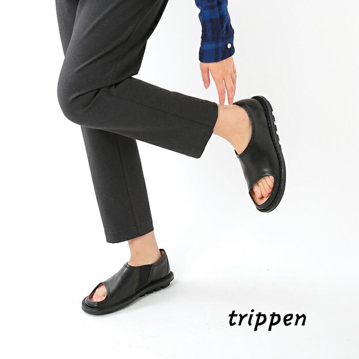 """trippen(トリッペン)トウホールスリッポン""""BASIN"""" basin-waw"""