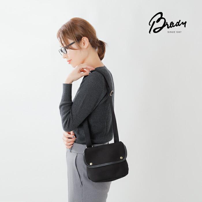 "Brady(ブレディ)ツイルショルダーミニバッグ""AVON MINI"" avon-mini-bag"