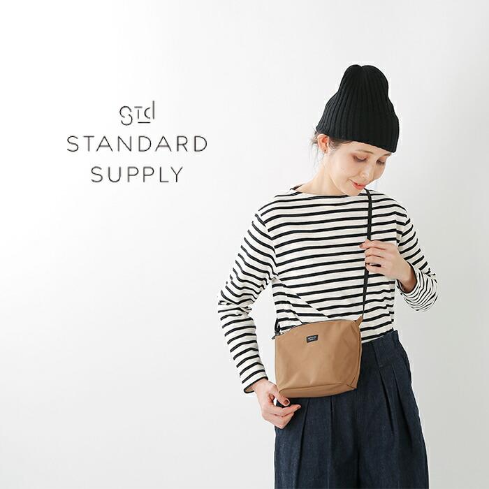 """STANDARD SUPPLY(スタンダードサプライ)ボートショルダーバッグS""""SIMPLICITY PLUS"""""""