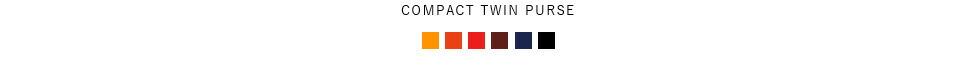 Arts&Craftsツインパース twinpurse