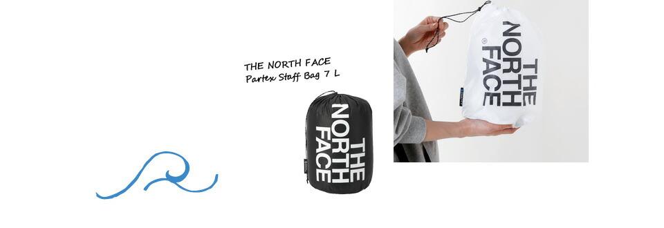 THE NORTH FACE(ノースフェイス)<br>パーテックススタッフバッグ7L nm91650-yh