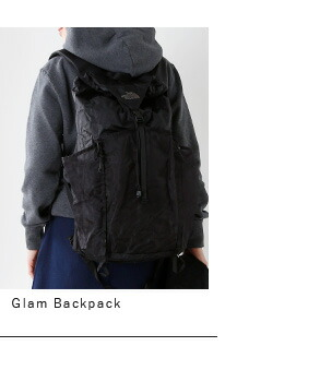 "THE NORTH FACE(ノースフェイス)<br>パッカブルグラムバックパック""Glam Backpack"" nm81861"