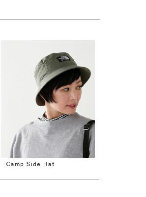 "THE NORTH FACE(ノースフェイス)<br>キャンプサイドハット""Camp Side Hat"" nn01817"