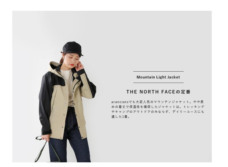 "THE NORTH FACE(ノースフェイス)<br>マウンテンライトジャケット""Mountain Light Jacket"" np11834"