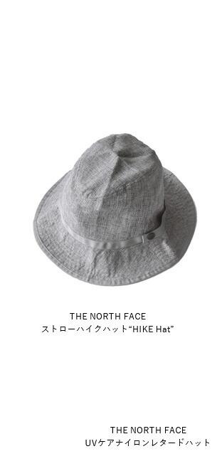 """THE NORTH FACE(ノースフェイス)<br>ストローハイクハット""""HIKE Hat"""" nn01815"""