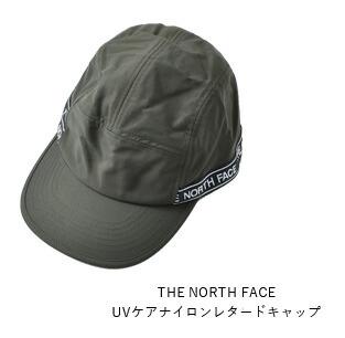 THE NORTH FACE(ノースフェイス)<br>UVケアナイロンレタードキャップ nn01912