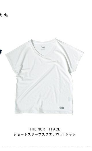 THE NORTH FACE(ノースフェイス)<br>ショートスリーブウォーターサイドドルマンTシャツ ntw11945