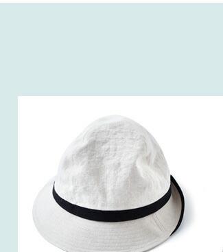 Chapeaugraphy(シャポーグラフィー)<br>綿麻シャンブレーチロルハット 018o