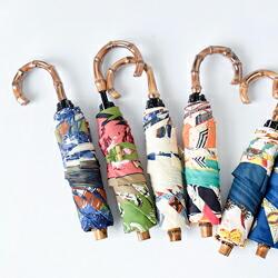 manipuri(マニプリ) 晴雨兼用グラフィックプリント折りたたみ傘 umbrella-manipuri