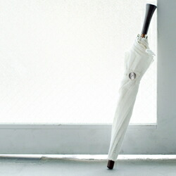 Bon Bon Store(ボンボンストア) UV加工ドット刺繍長日傘