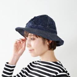 "or slow(オアスロウ) コットンステッチハット""US NAVY HAT"" 03--001"
