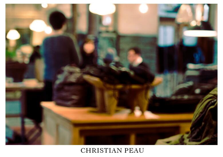 CHRISTIAN PEAUクリスチャンポー