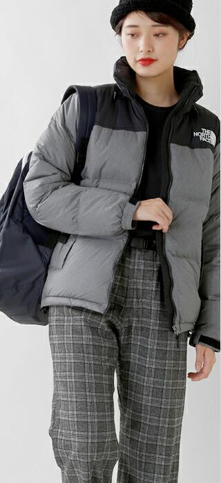 """THE NORTH FACE(ノースフェイス)<br>ノベルティーヌプシダウンジャケット""""Novelty Nuptse Jacket"""" nd91842"""