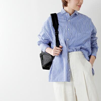 コットンスクエアビッグシャツ