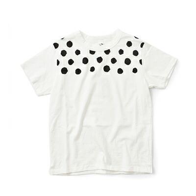 to touch(トゥータッチ) USコットンドットTシャツ to18c-14