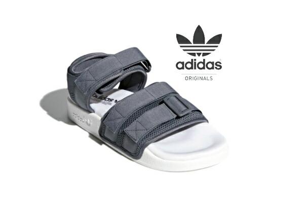 """adidas Originals(アディダス オリジナルス) ベルクロストラップサンダル""""ADILETTE SANDAL 2.0 W"""" adilette-sandal-2-0w"""