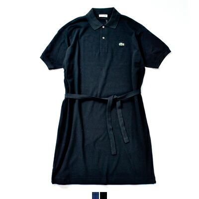 LACOSTE(ラコステ) コットン半袖ポロシャツ ef120el
