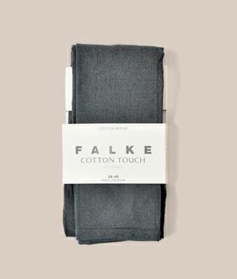 """FALKE(ファルケ) コットンタッチレギンス""""COTTON TOUCH LEGGINGS"""" 40084"""