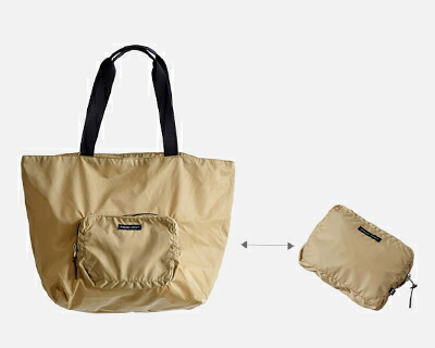 "STANDARD SUPPLY(スタンダードサプライ) パッカブルトートバッグ""WEEKENDER"" packable-b-tote"