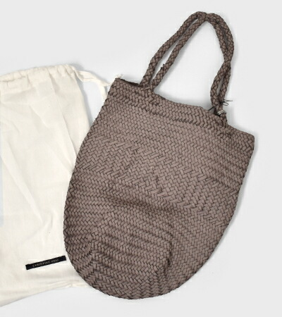 CHRISTIAN PEAU(クリスチャン・ポー・クリスチャンポー) メッシュレザーラウンドバッグ cpmesh-bag-round