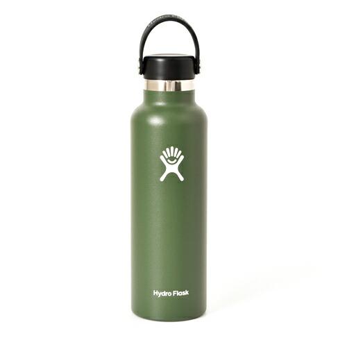"Hydro Flask(ハイドロフラスク)<br>ハイドレーションスタンダードマウス ステンレスボトル621ml""HYDRATION SM 21oz"" 5089014"